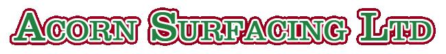 Acorn Surfacing Logo
